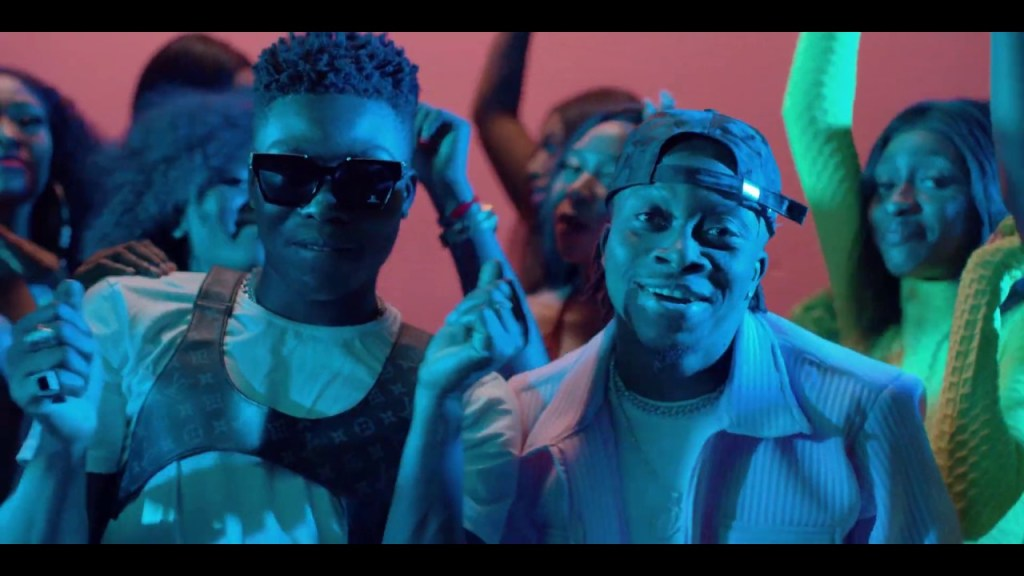 VIDEO: Oxlade, Reekado Banks – Craze