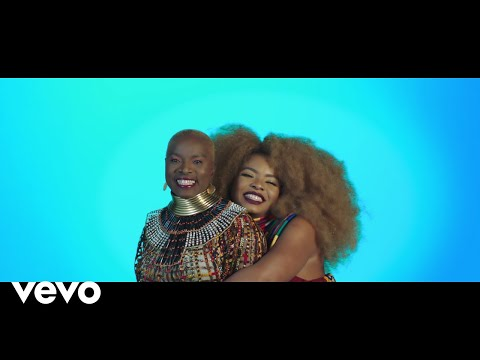 Video + Audi: Yemi Alade ft. Angelique Kidjo – Shekere