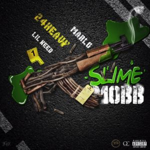 24 Heavy Feat. Lil Keed & Marlo - Slime Mobb