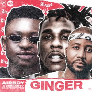 Airboy Ft. Burna Boy & Cassper Nyovest – Ginger