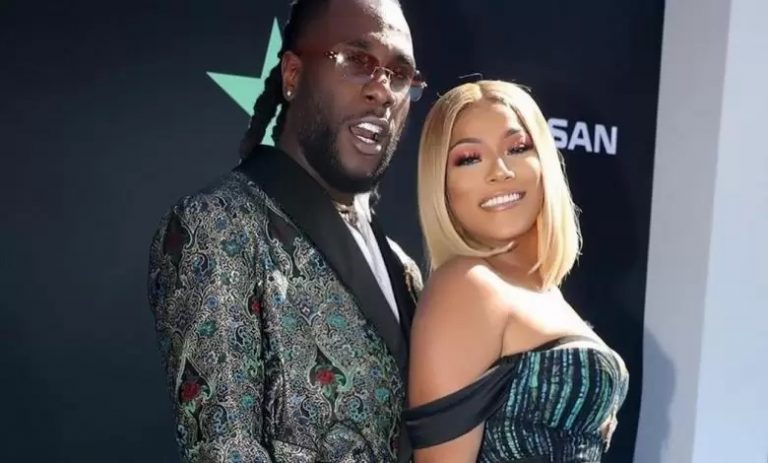 Burna Boy Hints About Marriage Plans With Stefflon Don