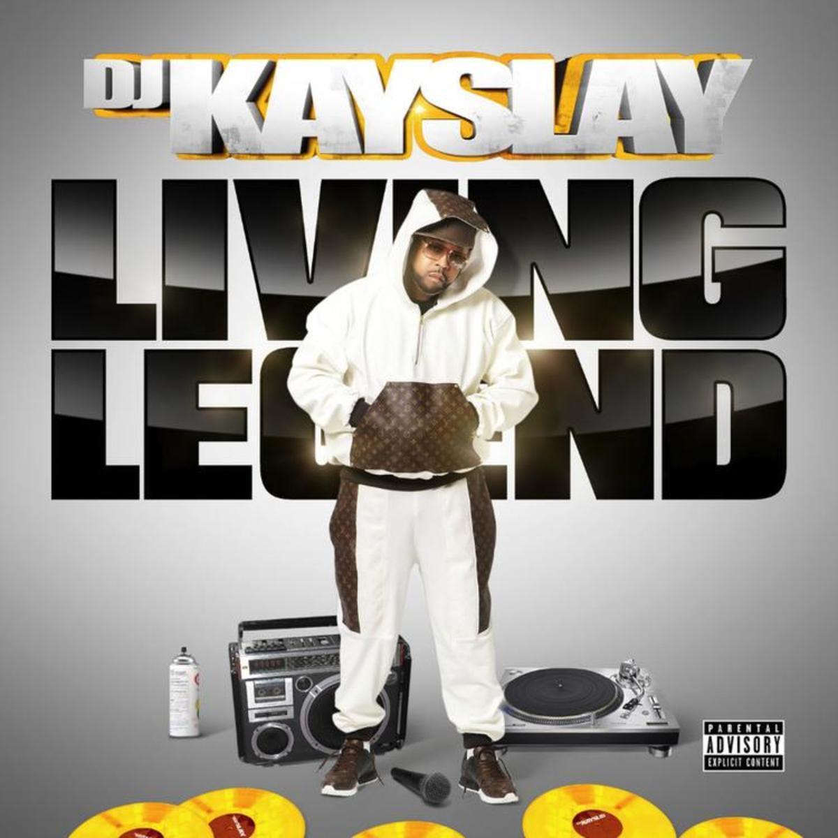 DJ Kay Slay - Living Legend Feat. Jadakiss, Queen Latifah & Bun B