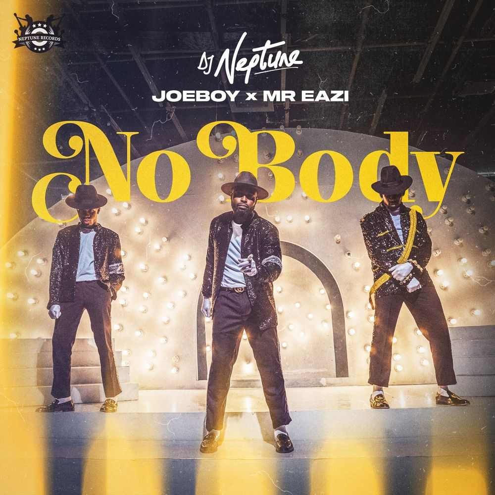 DJ Neptune – Nobody ft. Mr Eazi, Joeboy
