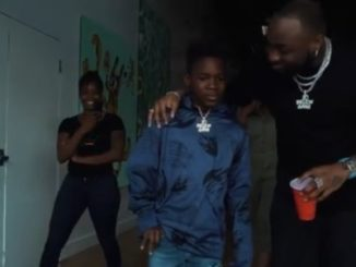 Davido inducts new kid, Bolaji to 30Billion Gang
