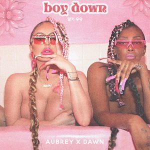 Dawn Richard & Aubrey O'Day - Boy Down