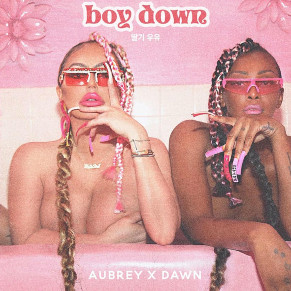 Dawn Richard & Aubrey O'Day - Boy Down