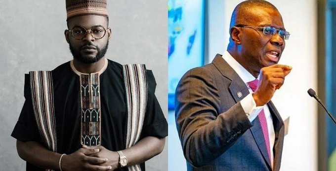 Falz Blasts Sanwo-Olu For Begging Nigerians To Donate And Complete The 2billion Naira Abule Ado Relief Fund
