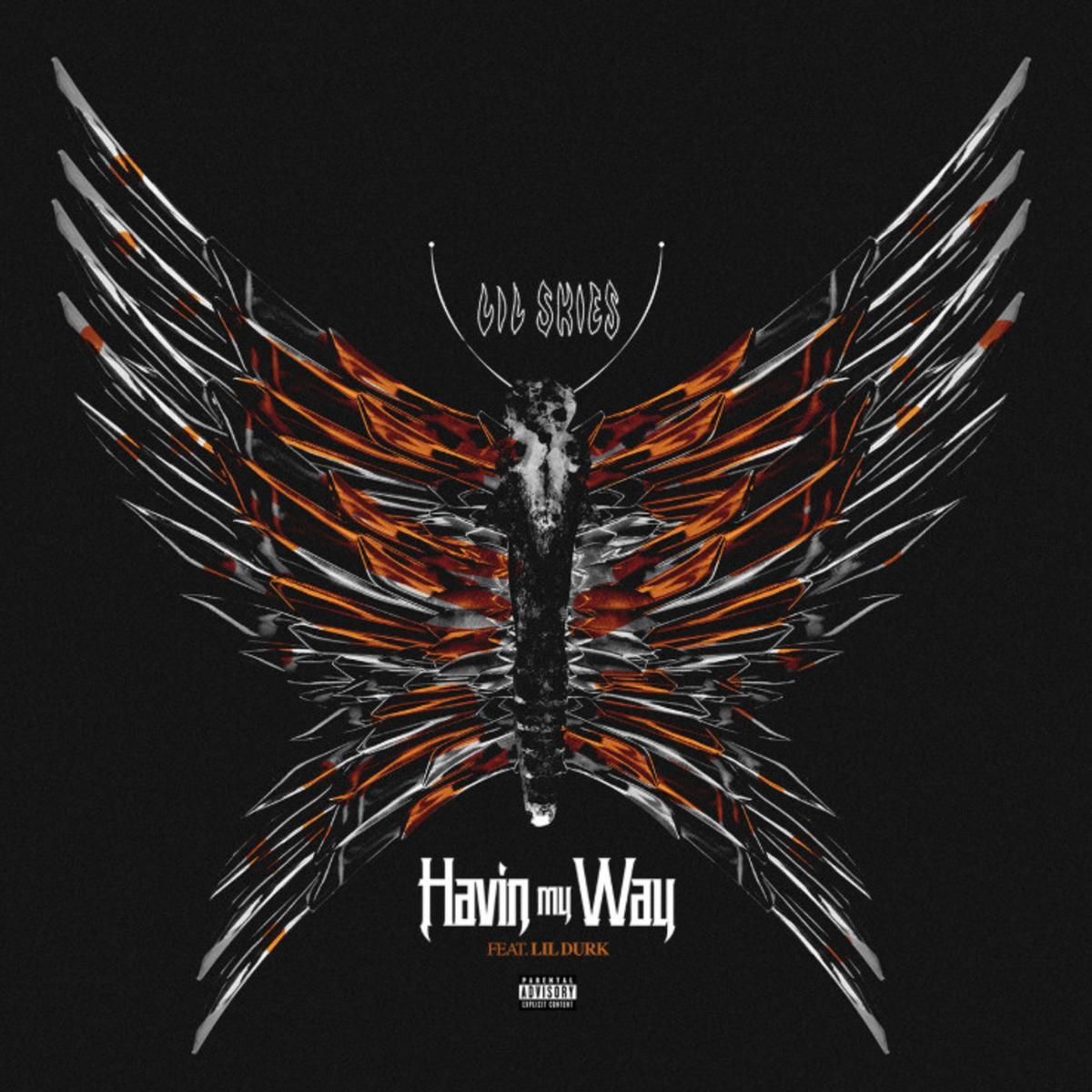 Lil Skies Feat. Lil Durk - Havin My Way