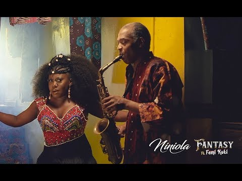 Video: Niniola – Fantasy ft. Femi Kuti