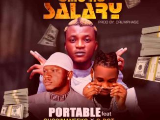 Portable Ft GuccimaneEko & QDot – Omo No Salary