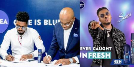 Skiibii signs new endorsement deal with Nivea deodorant