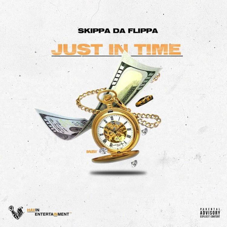 Skippa Da Flippa - Just In Time (Mixtape)