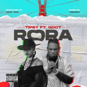 Tipsy – Rora (Remix) ft QDot