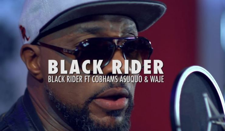 Waje x Cobhams Asuquo – The Black Rider