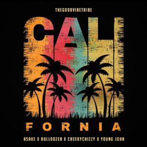 Asake, Young Jonn, CheekyChizzy & Bulldozer – California