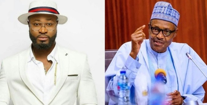 """Stop borrowing money from other countries"" – Harrysong pleads with Buhari"