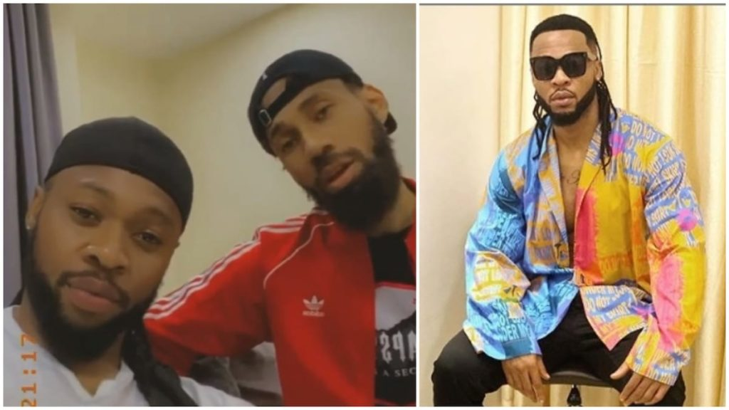 Life Is Important, Stay Safe – Phyno And Flavour Send Message To Fans