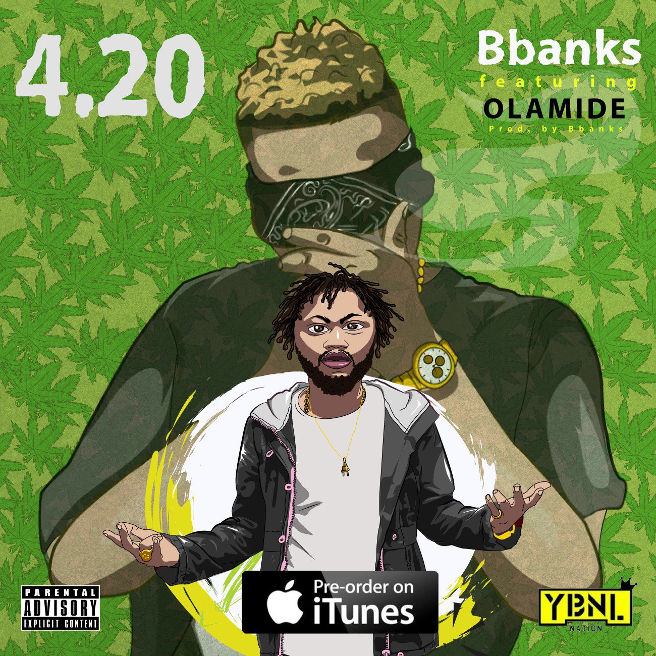 B Banks Ft. Olamide – 4.20