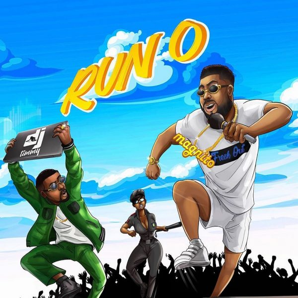 DJ Timmy ft. Magnito – Run O