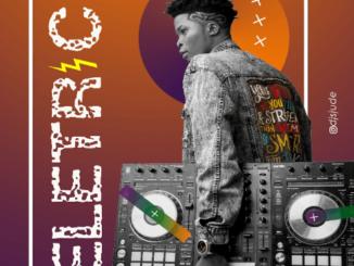 Dj S-Jude - Eletric Mixtape (Scratching + Drumming)