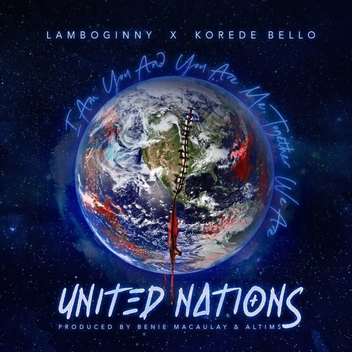 Lamboginny X Korede Bello - United Nations
