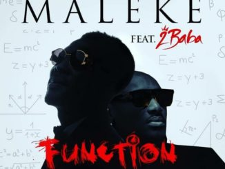 Maleke Ft. 2Baba – Function