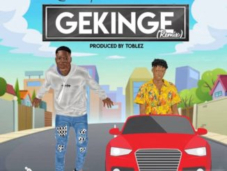 Richie Ana Ft. Small Baddo – GeKinGe (Remix)