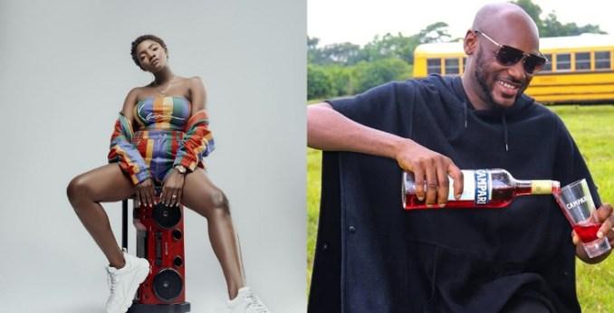 She is phenomenal – 2baba heaps praise on Simi