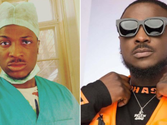 Peruzzi Reveals Why He Left Medical School For Music