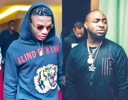 Davido Admits Wizkid Inspired Him, Other Artistes To Do Music (Video)