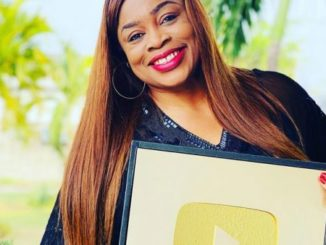 Nigerian Gospel Artiste, Sinach Becomes The First Black Person To Reach Number One Spot on USA Billboard