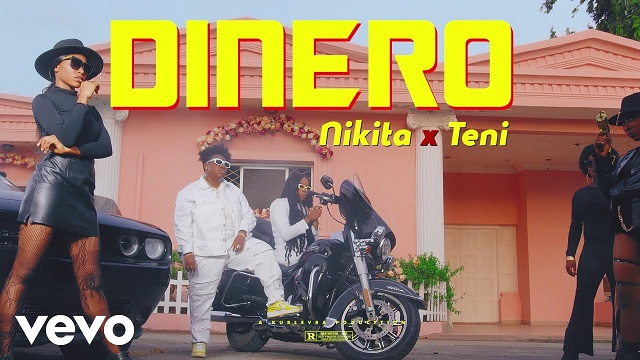 VIDEO: Nikita – Dinero ft. Teni