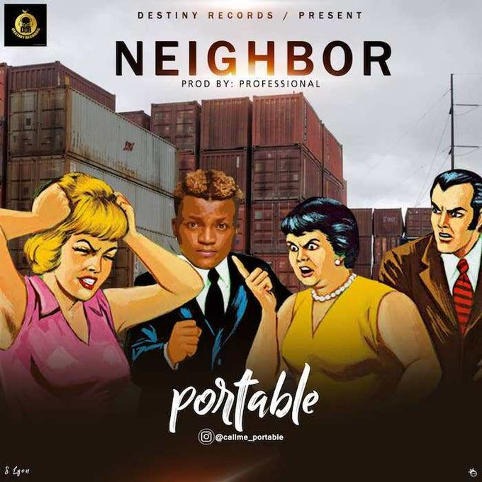 Portable – Neighbor