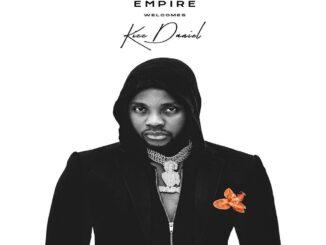 Kizz Daniel partners with Empire Distributions