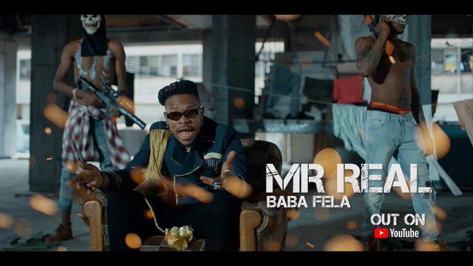 VIDEO: Mr Real – Baba Fela