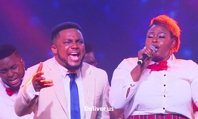 VIDEO: Tim Godfrey – The Lord's Prayer