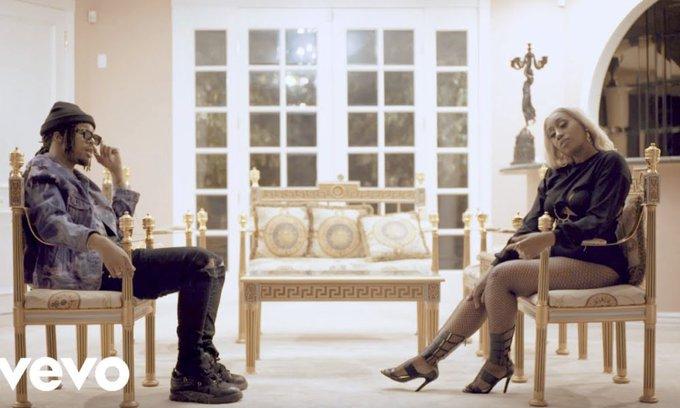 VIDEO: Victoria Kimani & FKI 1st – Anywhere