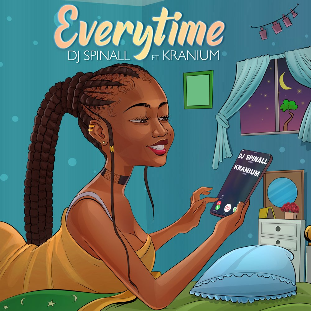 DJ Spinall – Everytime ft. Kranium