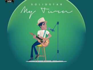 Solidstar – My Turn E.P
