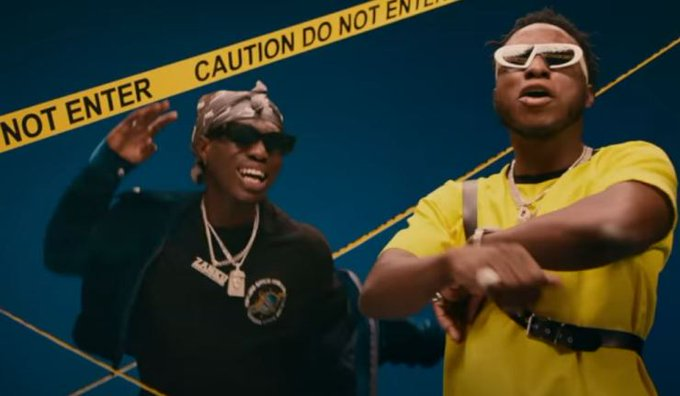 VIDEO: DJ Kaywise – What Type Of Dance ft. Naira Marley, Mayorkun, Zlatan