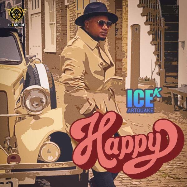 Ice K Artquake – Happy