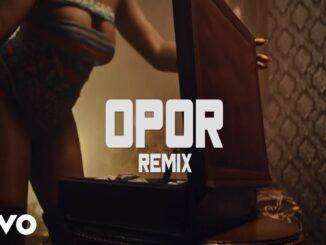 VIDEO: Rexxie – Opor (Remix) ft. Zlatan, LadiPoe
