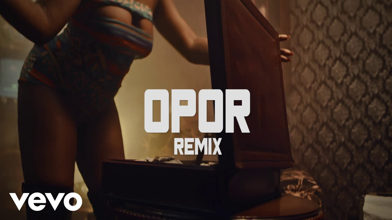 VIDEO: Rexxie – Opor (Remix) ft. Zlatan, LadiPoe