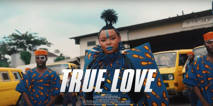 VIDEO: Yemi Alade – True Love