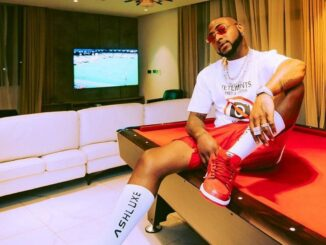 Davido Set To Sign His First Female Artiste
