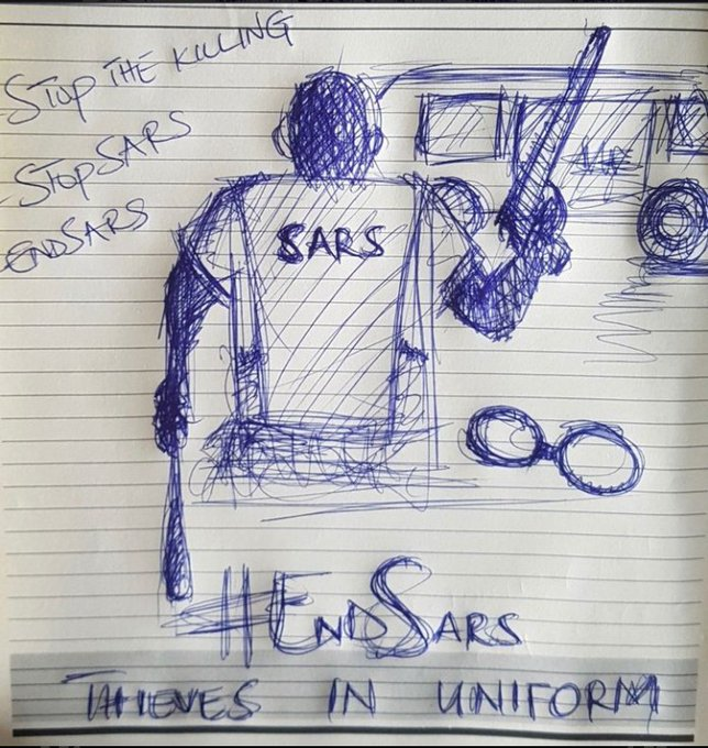 Dremo – Thieves In Uniform (End SARS)