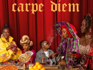 "Olamide releases Album Art & Tracklist to Forthcoming Project ""Carpe Diem"""