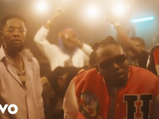VIDEO: Qdot – Magbe ft. Patoranking