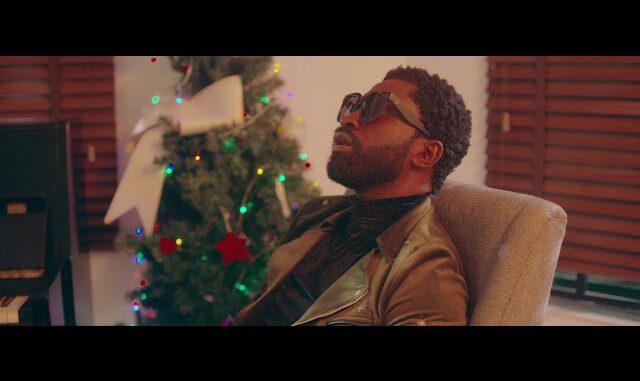 VIDEO: Ric Hassani – I'll Give You Love, This Christmas