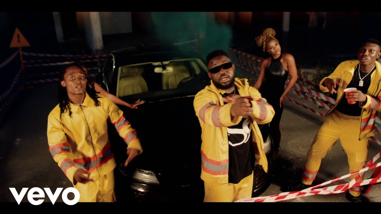 VIDEO: Magnito – Sunday ft. Zlatan, Ninety